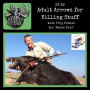 """Artwork for EP39 Adult Arrows for Killing Stuff with Troy Fowler the """"Ranch Fairy"""""""