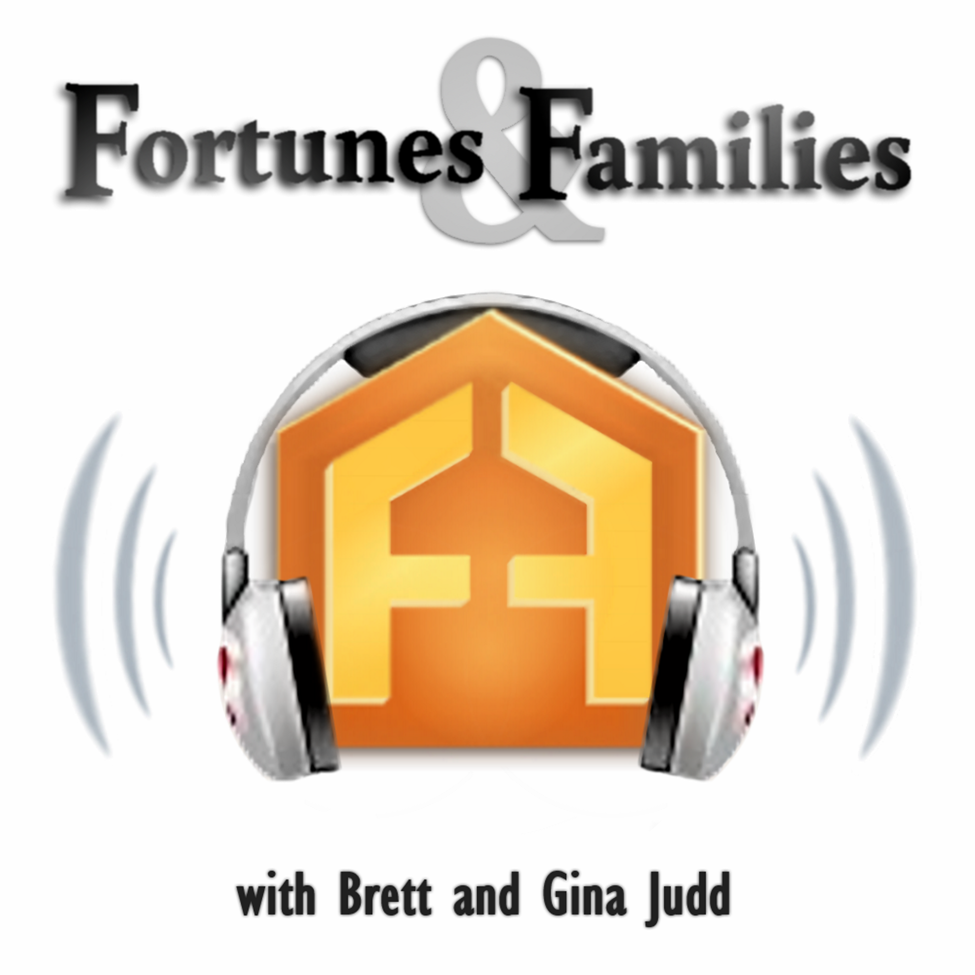 Fortunes and Families Podcast Network show art