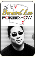 The Bernard Lee Poker Show  11-11-08