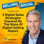 Artwork for 3 Digital Sales Strategies Exposed By The State of Digital Selling Report, with Kurt Shaver, Episode #120