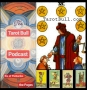 Artwork for The Tarot Bull Podcast: Six of Pentacles & the Pages