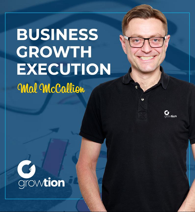 Growth Execution Podcast #0309 - Kristjan Byfield, The Depositary