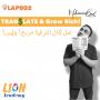 Artwork for LAP002: Translate & Grow Rich│هل مجال الترجمة مربح؟ ولمين؟