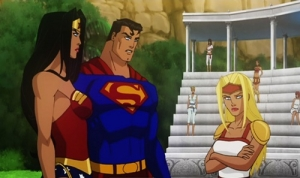 Like a Girl #3 Superman Batman Apocalypse