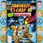 Artwork for Episode 246: Fantastic Four #179 - A Robinson Crusoe In The Negative Zone