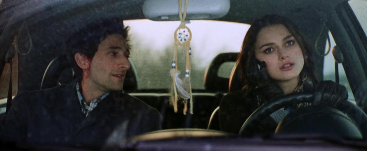 12 Monkeys (1995) and The Jacket (2005)