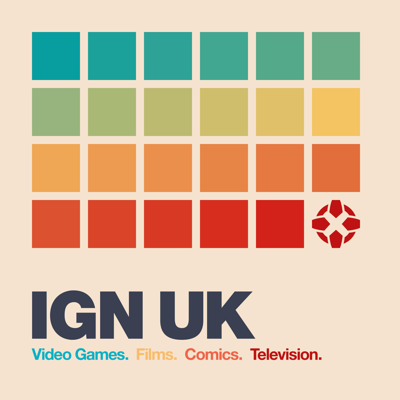 IGN UK Podcast logo
