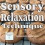 Artwork for Sensory Relaxation Technique