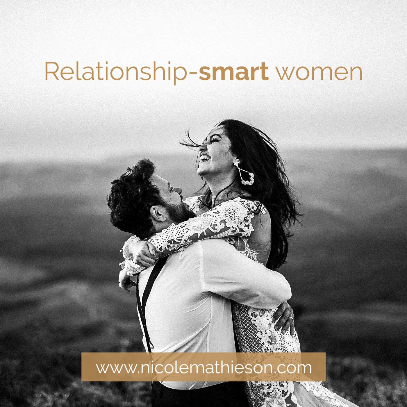 Relationship-smart women podcast show image