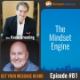 Artwork for 081: The Mindset Engine with Kevin Breeding