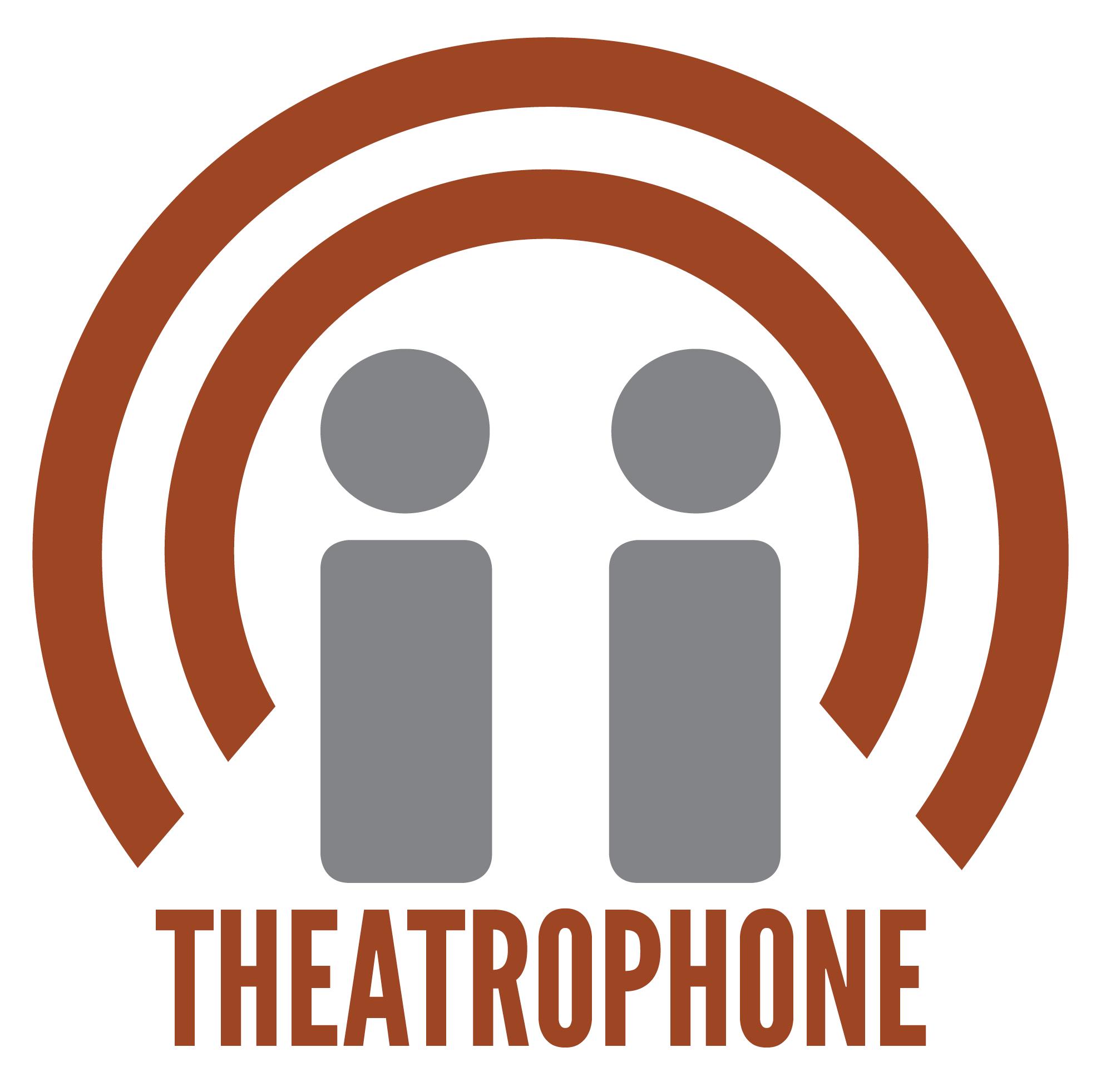 Theatrophone Podcast show art
