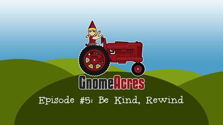 Artwork for Ep 5: Be Kind, Rewind