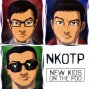 Artwork for NKOTP - Comedy Podcast Episode 8