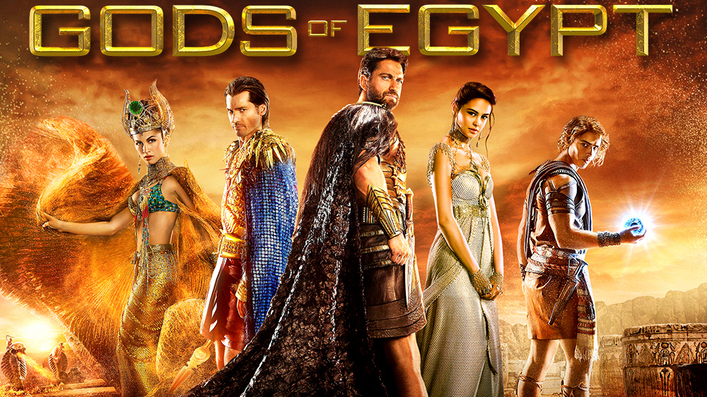 Gods of Egypt / Whitewashing