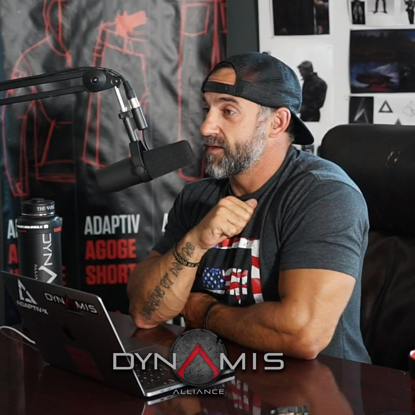 Artwork for The Will to Fight Podcast Episode 5   Sean Rosario, Navy Seal & CEO of CBDFit