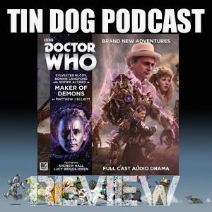 TDP 609:  Doctor Who - Main Range 216 - Maker of Demons