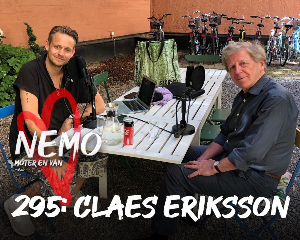 295. Claes Eriksson - återbesök TEASER!