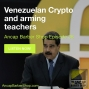Artwork for Venezuelan Crypto and Arming Teachers - ABS038