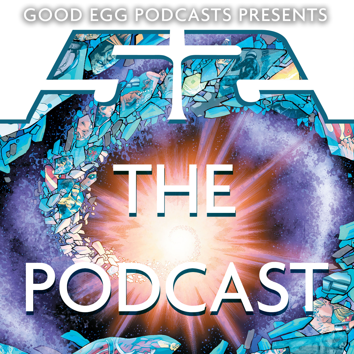 52: The Podcast show art