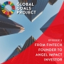 Artwork for From Fintech Founder to Angel Impact Investor [Episode 2]