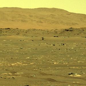 Flight on Mars—An Interview with Smithsonian's Ellen Stofan