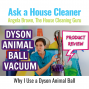 Artwork for Dyson Animal Ball Vacuum Product Review (DC41)