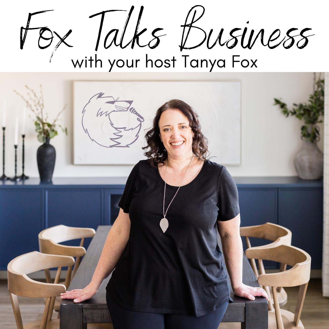 Fox Talks Business Podcast show art