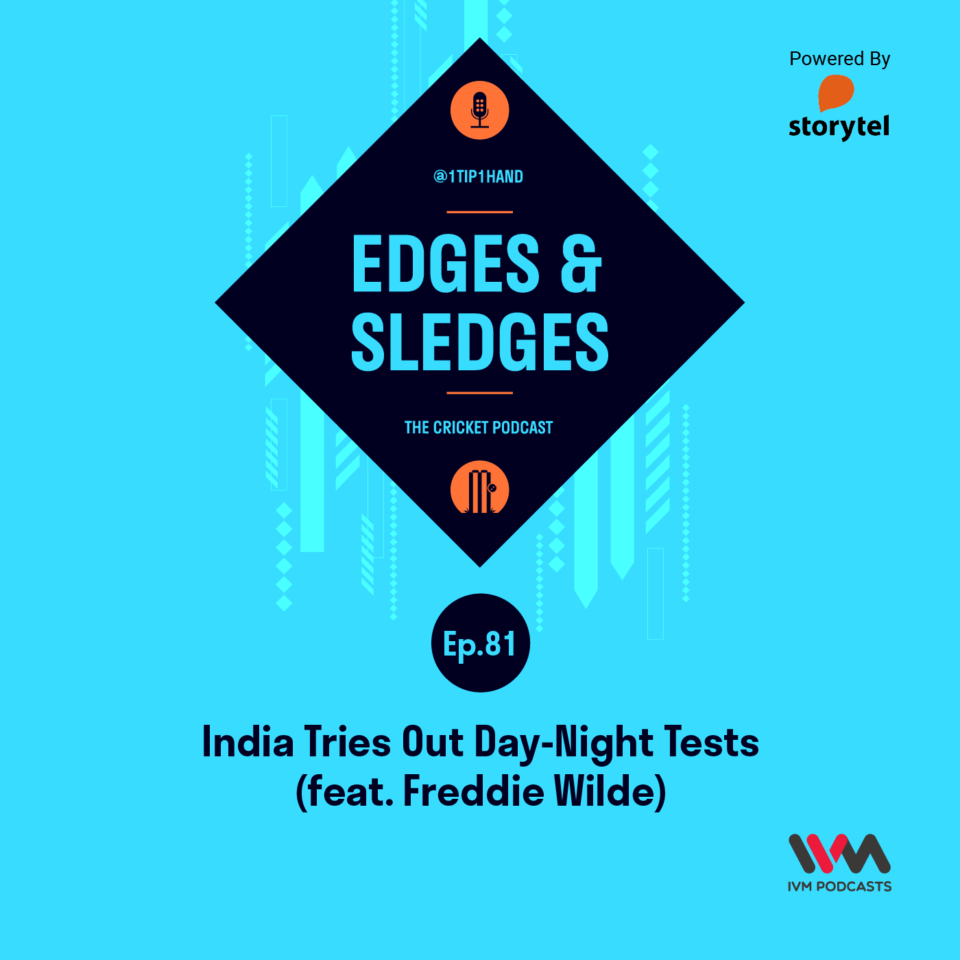 Ep. 81: India Tries Out Day-Night Tests (feat. Freddie Wilde)