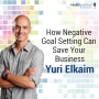 Artwork for 39 - How Negative Goal Setting Can Save Your Business