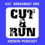 Artwork for Cut & Run Mix by Kidson