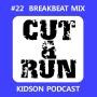 Artwork for Cut & Run Mix by Kidson
