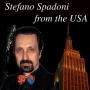 Artwork for Stefano Spadoni notizie dall'America 22 marzo 2018