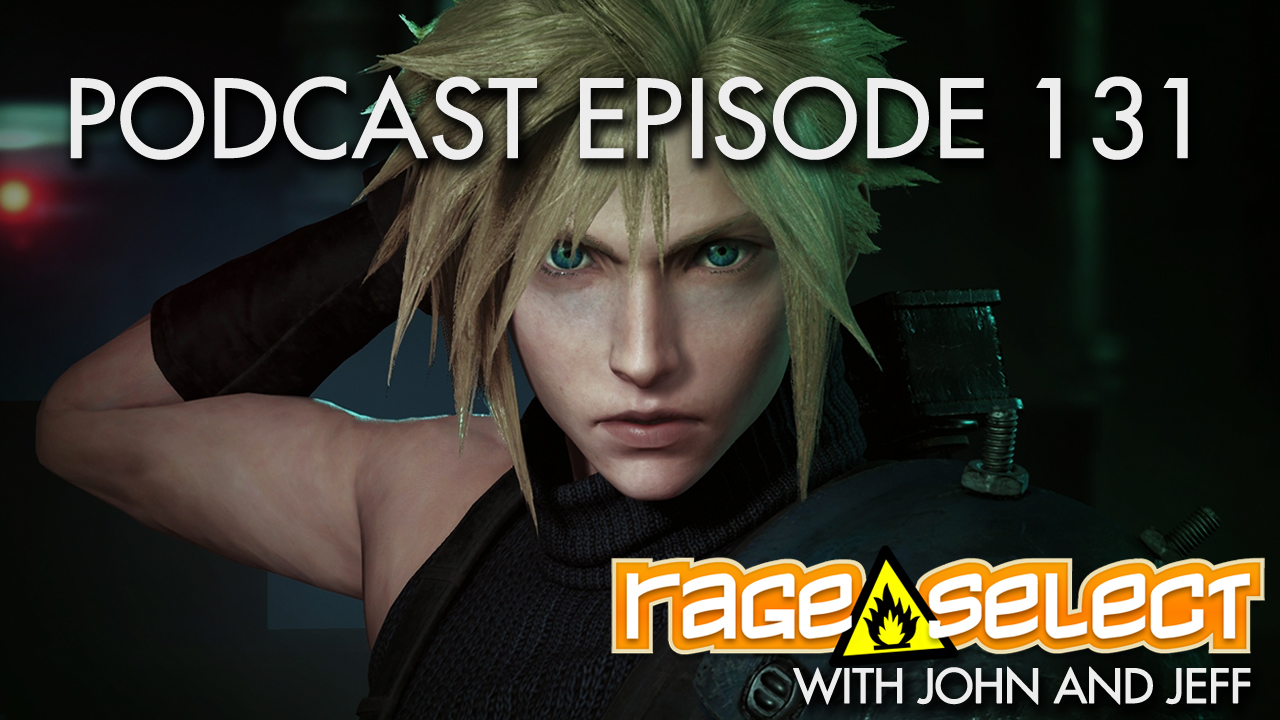 Rage Select Podcast Episode 131 - John and Jeff Discuss the PSX and VGA's!