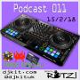 Artwork for DJKit.com Podcast 011 - 1980s Special!