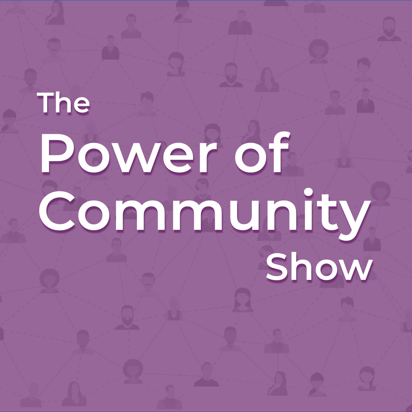 The Power of Community Show show art