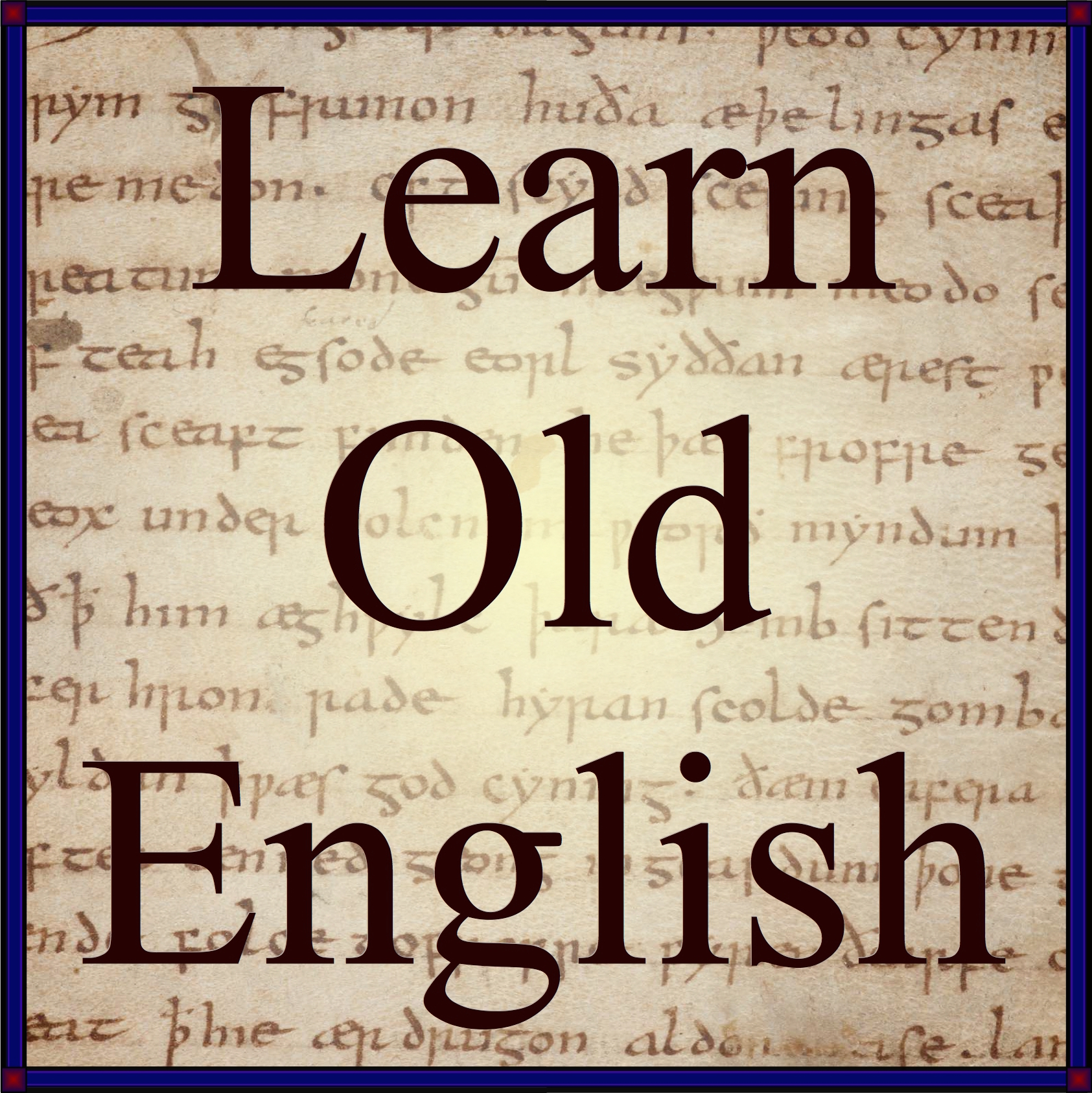 Learn Old English logo