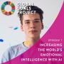Artwork for Increasing The World's Emotional Intelligence With AI [Episode 7]