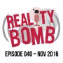 Artwork for Reality Bomb Episode 040