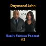 Artwork for Daymond John talks Shark Tank, fatherhood, life