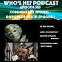 Artwork for Who's He? Podcast #365 Commentary Special - Robots of Death Episode 1 with Suky Khakh