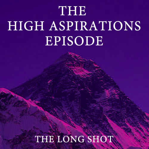 Episode #729: The High Aspirations Episode featuring Reeta Piazza