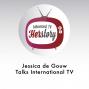 Artwork for Jessica de Gouw Talks International TV