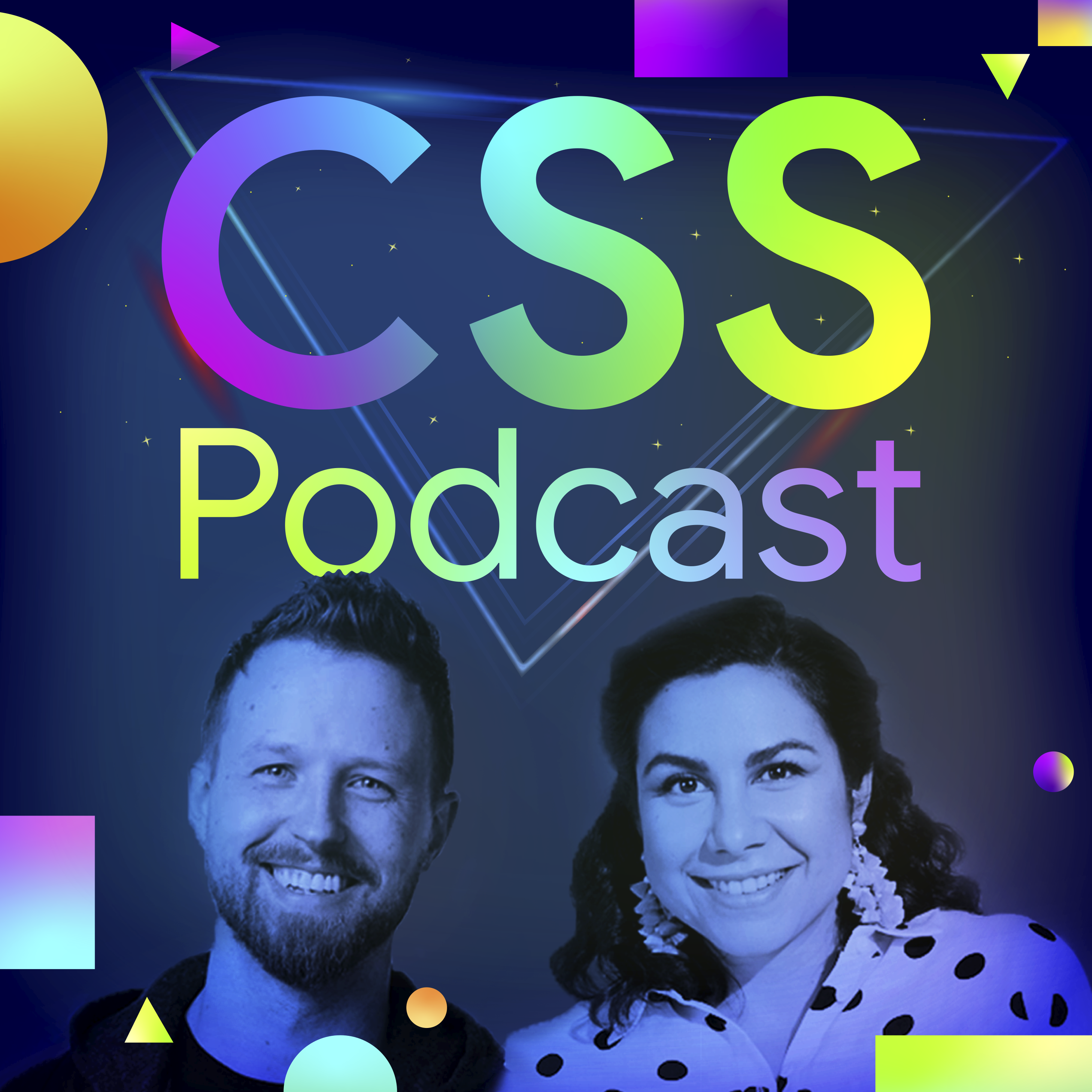 The CSS Podcast show art