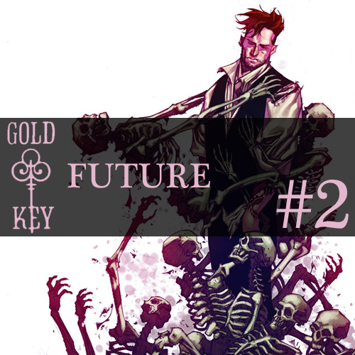 Cultural Wormhole Presents: Gold Key Future Episode 2