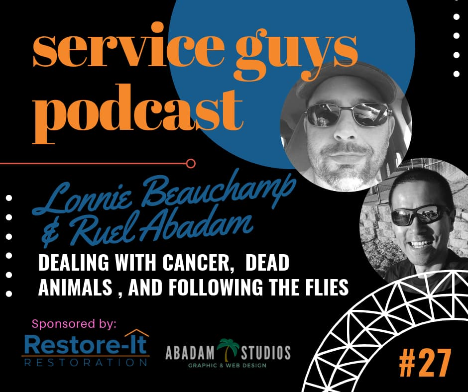 Service Guys Podcast 27