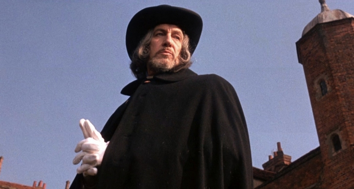 Witchfinder General starring Vincent Price