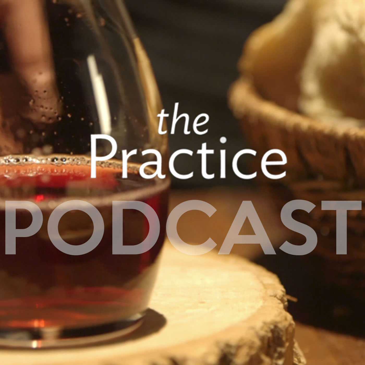 The Practice Church Podcast show art