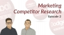 Artwork for Dodgeball Marketing Podcast #2: Doing Online Marketing Competitor Research