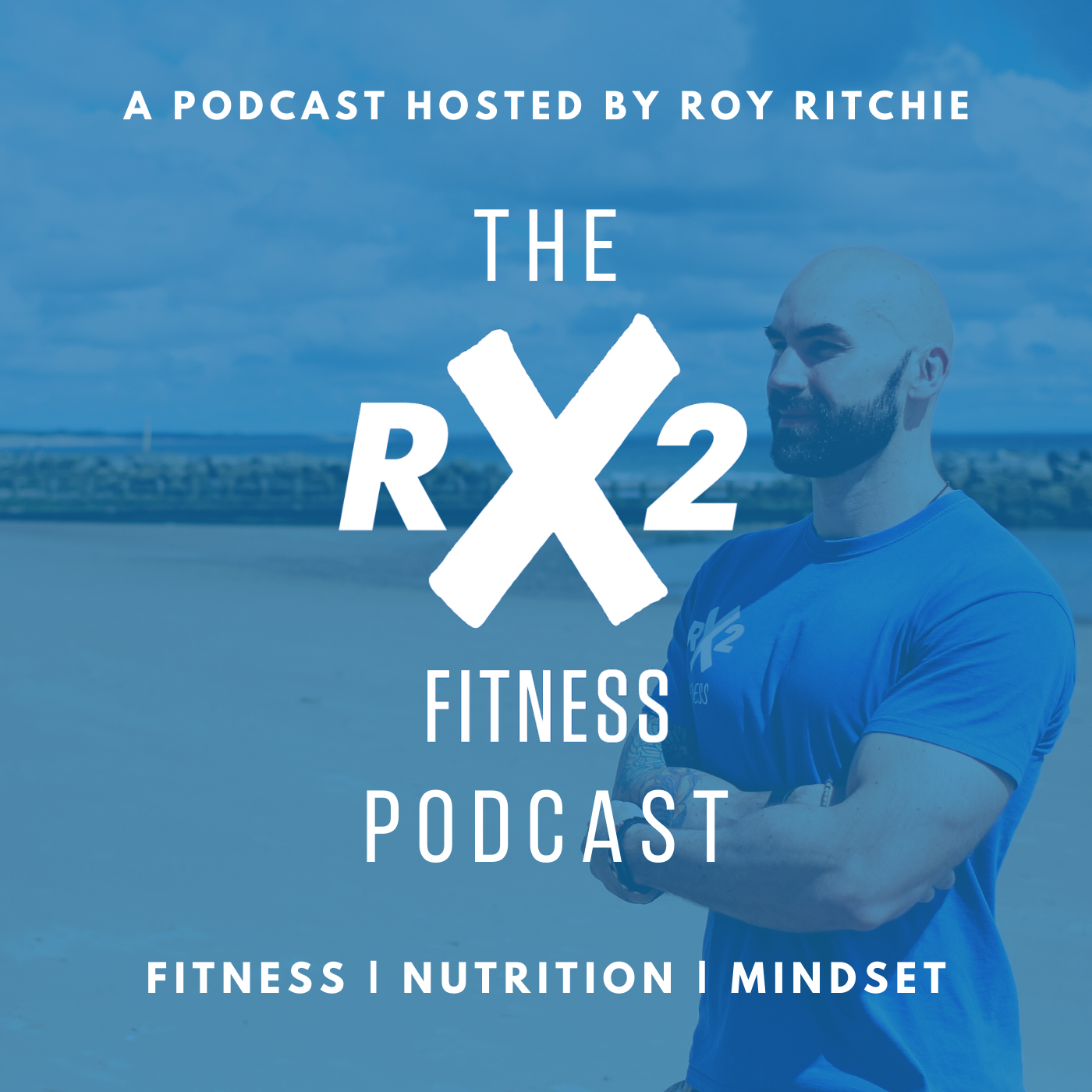The RX2 Fitness Podcast show art