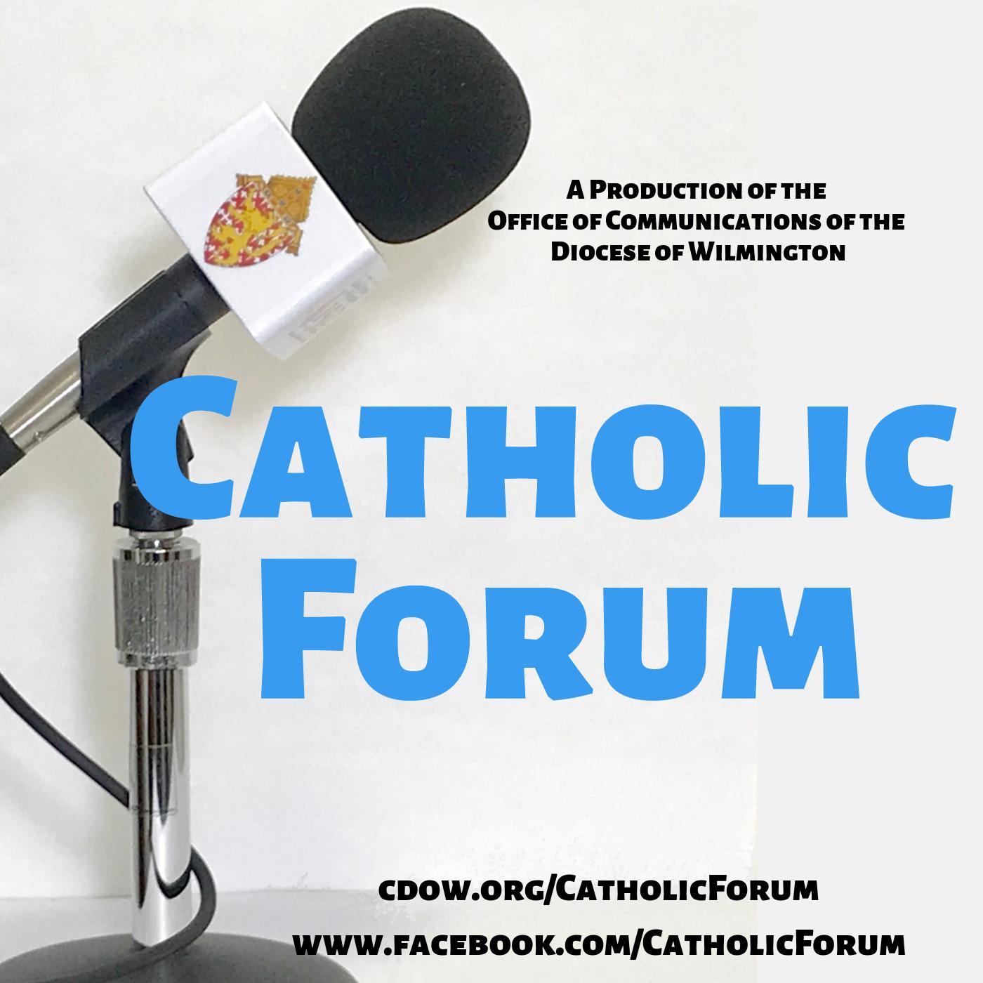 Catholic Forum show art